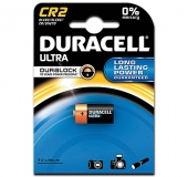 DURACELL ULTRA PHOTO LITHIUM 1er Blister / 3,00V / 850mAh / DLCR2 / CR2 / CR17355